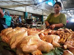 penjual ayam